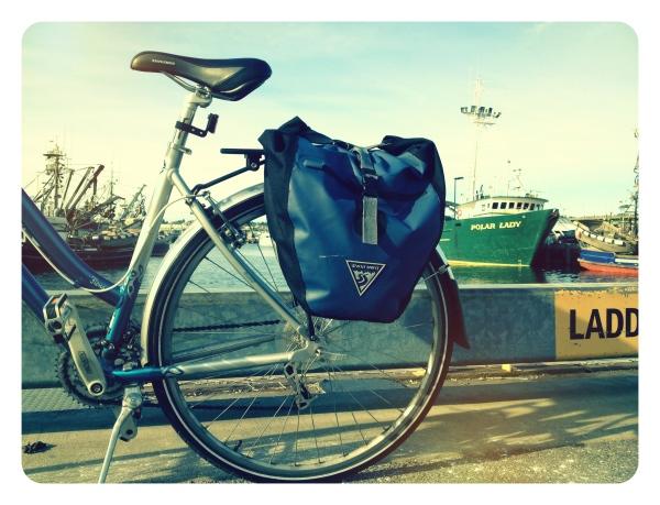 bicycle at Fisherman's Terminal
